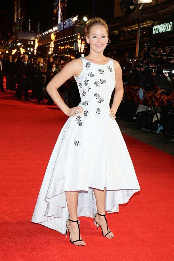 Weißes Kleid super frisch und lässt sich leicht