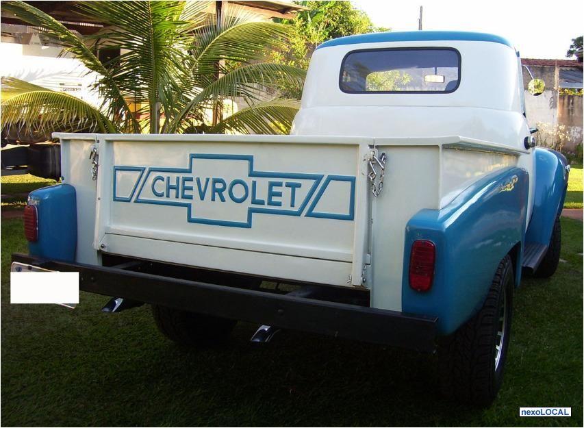 Chevrolet Brasil 1962 Mitula Carros Carros Caminhoes Chevrolet Chevrolet Brasil