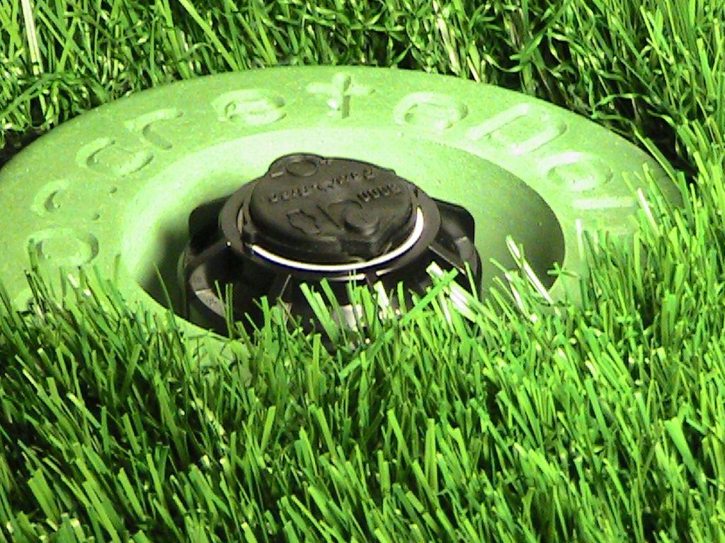 Concretedonuts Com Lawn Sprinklers Sprinkler System Diy