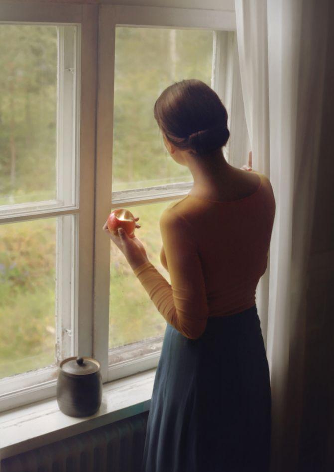 картинки жду тебя у окна
