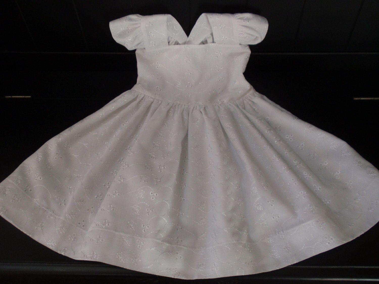 Girls Baptism Dress   Frist Communion Dress  by Hopscotchavenue, $59.95