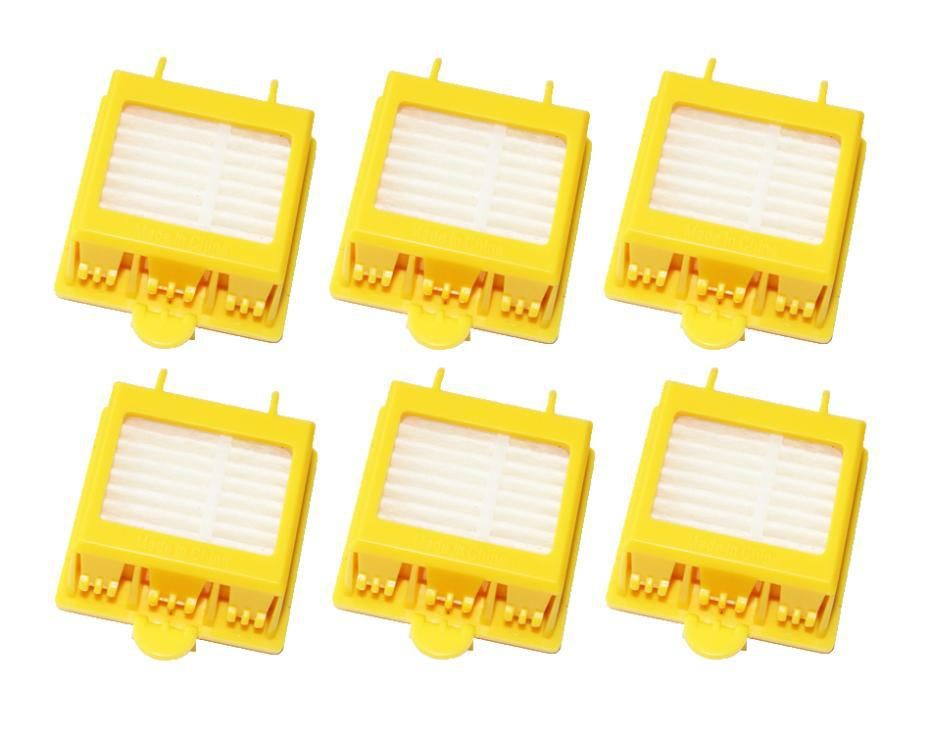 50pcs Replacement Filter for iRobot Roomba 700 Series 760