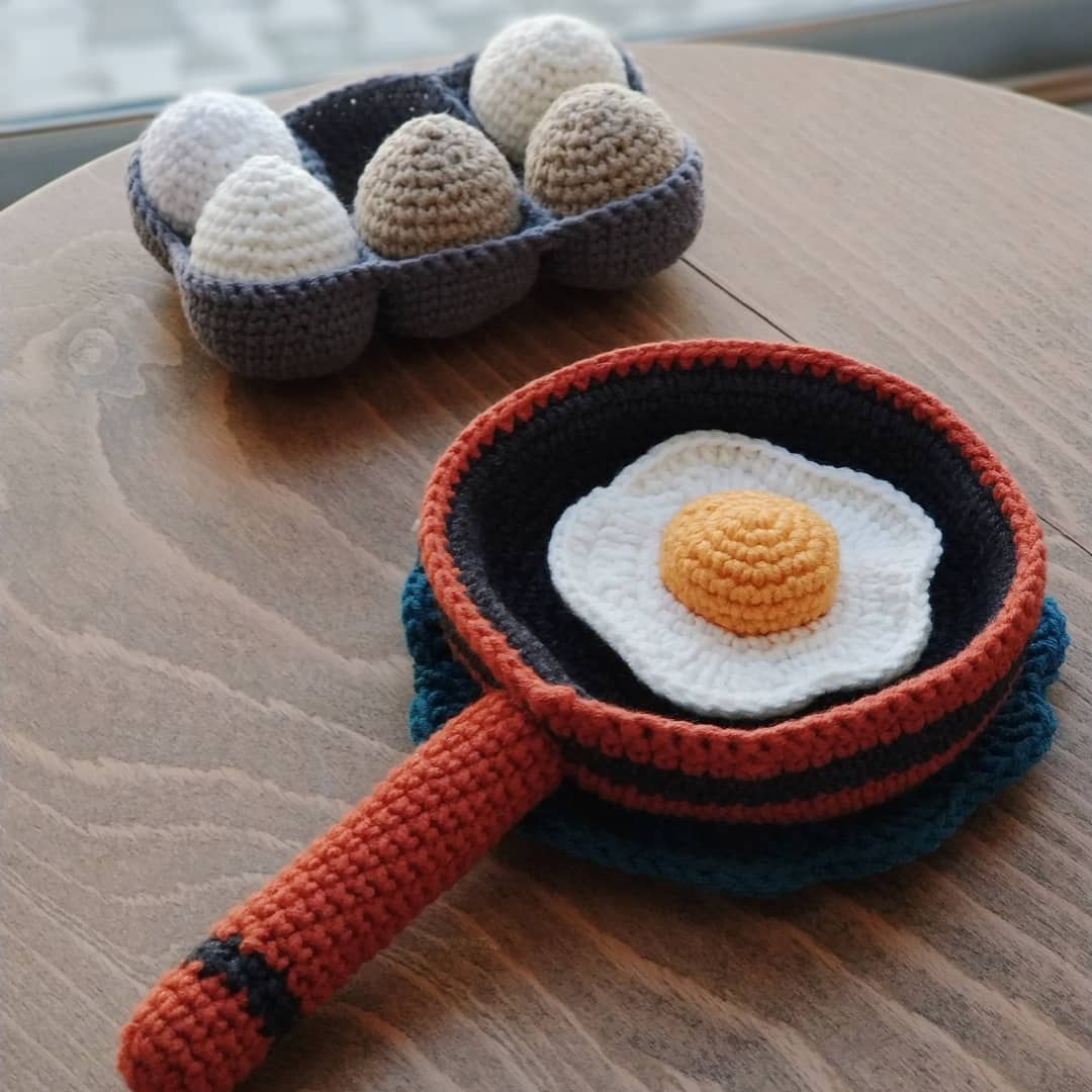 How to Ch 1, Turn in Short Rows in Amigurumi Patterns by Crafty ... | 1080x1080