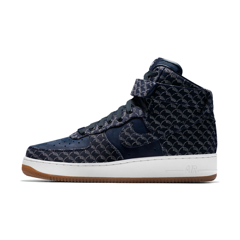Nike Air Force 1 High Premium iD Shoe. | Chaussure