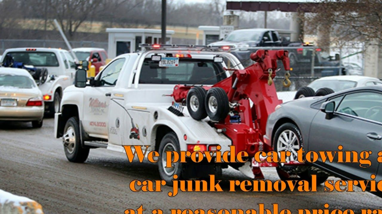 We provide car towing and car junk removal services at a reasonable ...