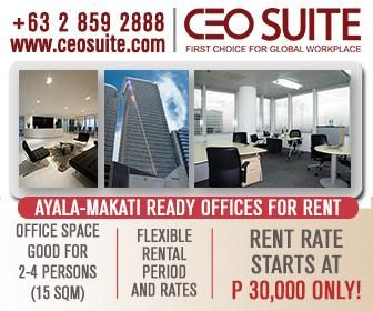 Your Business In The Heart Of Ayala Makati At Ceo Suite Lkg Tower Workplace Suite