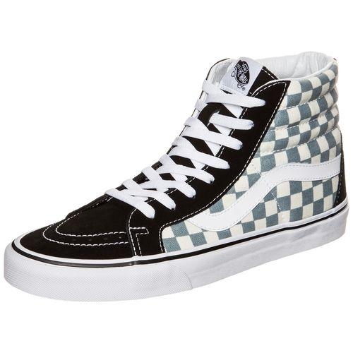 vans herren checkerboard