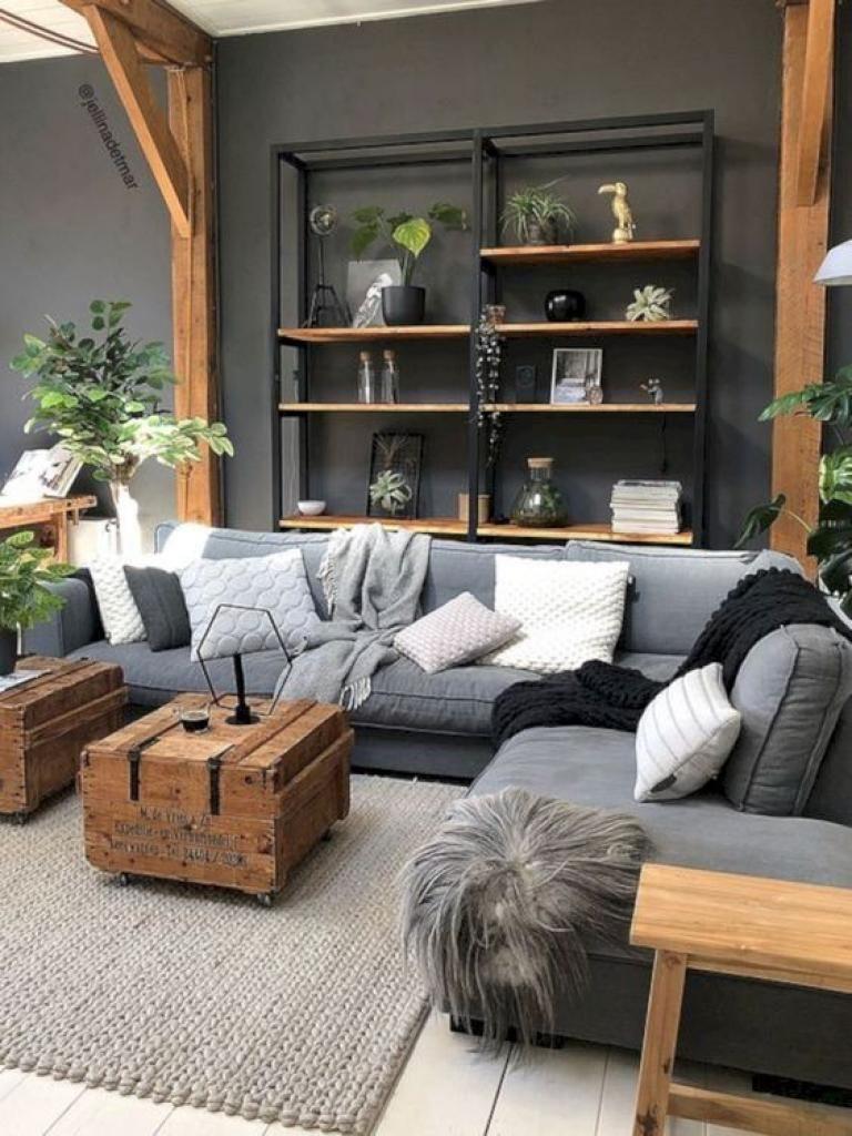 Beautiful Grey Living Room Decoration Ideas Livingroom Livingroomideas Livingroomdecor Living Room Decor Gray Grey Couch Living Room Living Room Warm #new #living #room #designs