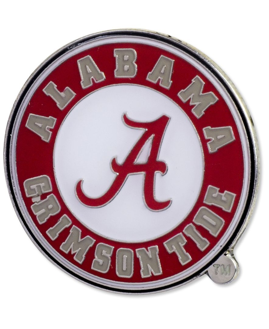Aminco Alabama Crimson Tide Logo Pin