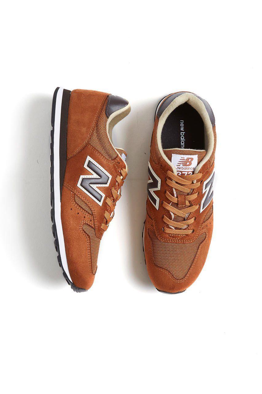 87d83dda146 New Balance modelo 373. O clássico Retro-Running é ideal para o dia-