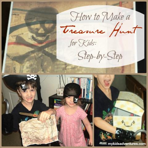 Making A Treasure Hunt