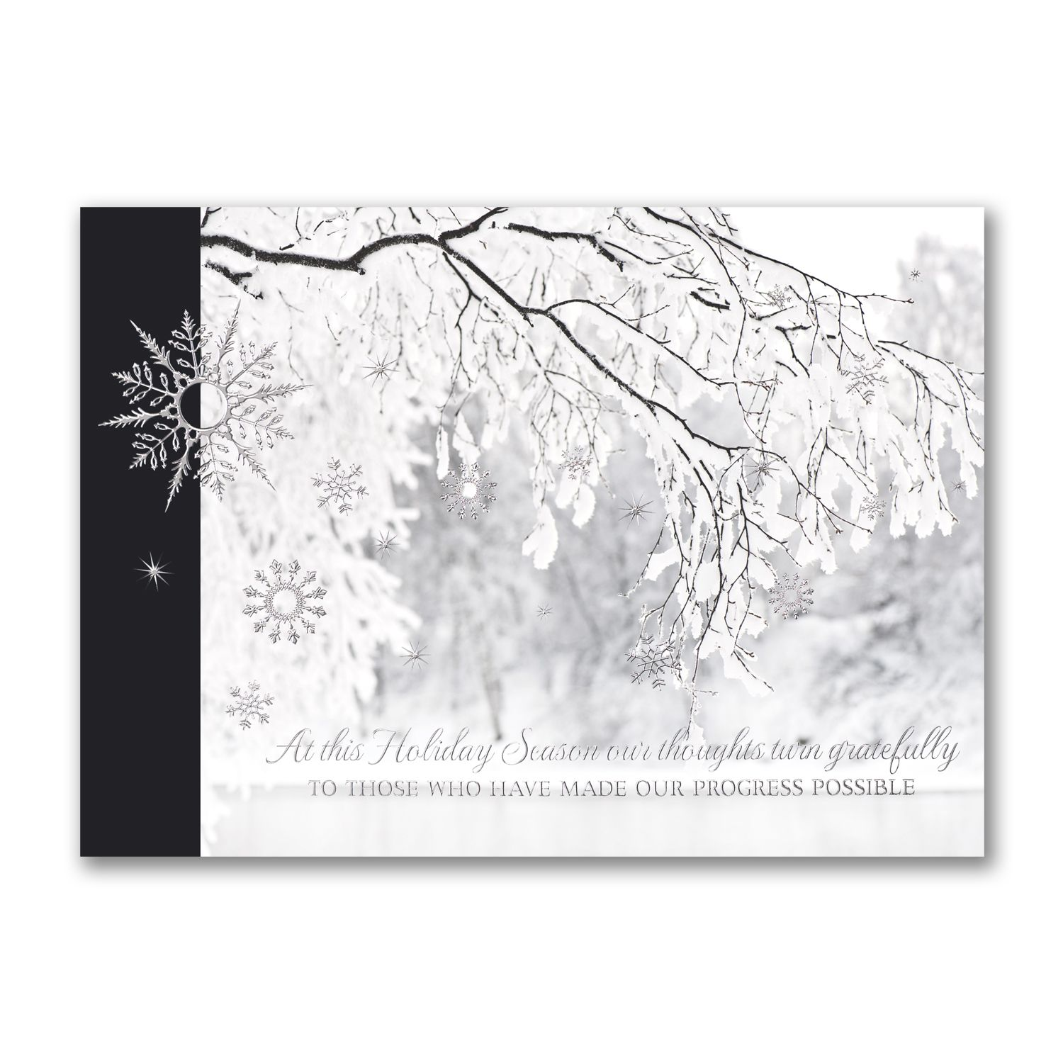 Grateful Nature Business Personalized Holiday Cards Http