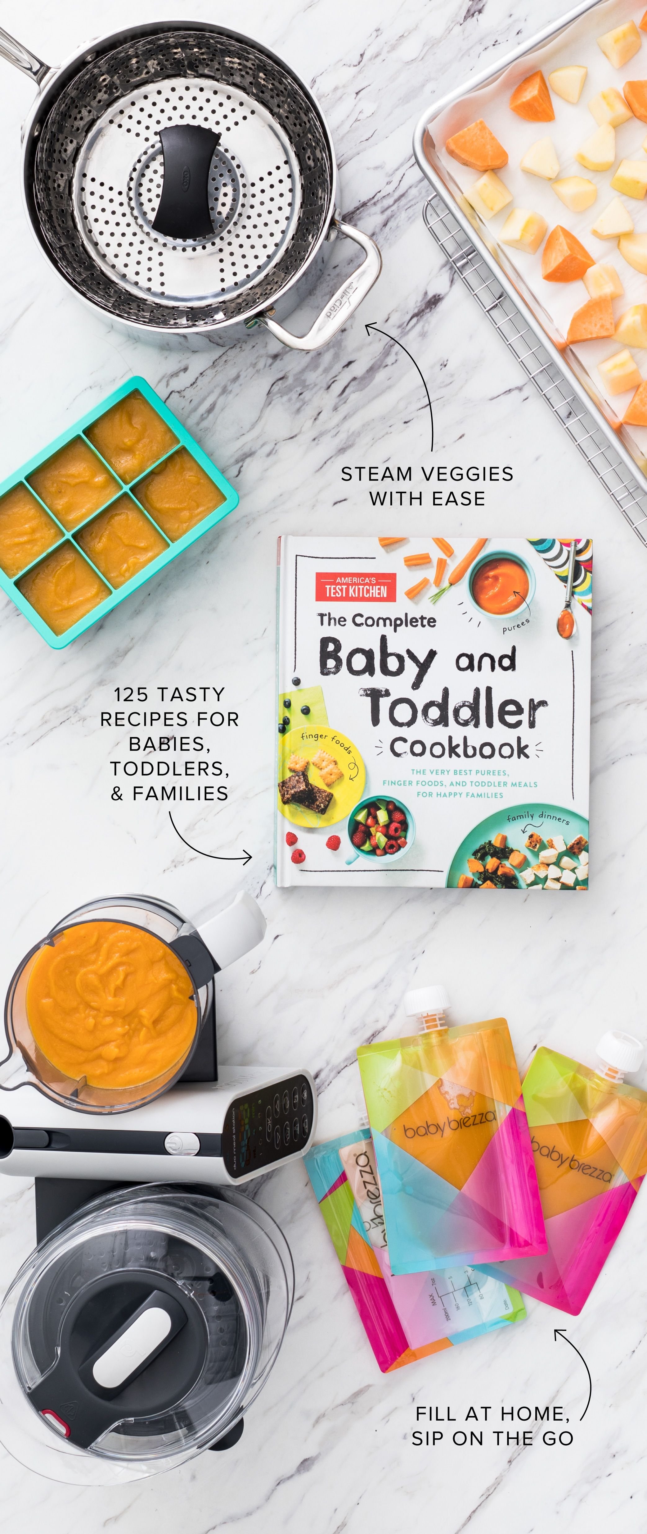 Homemade baby and toddler food has never been easier (and ...