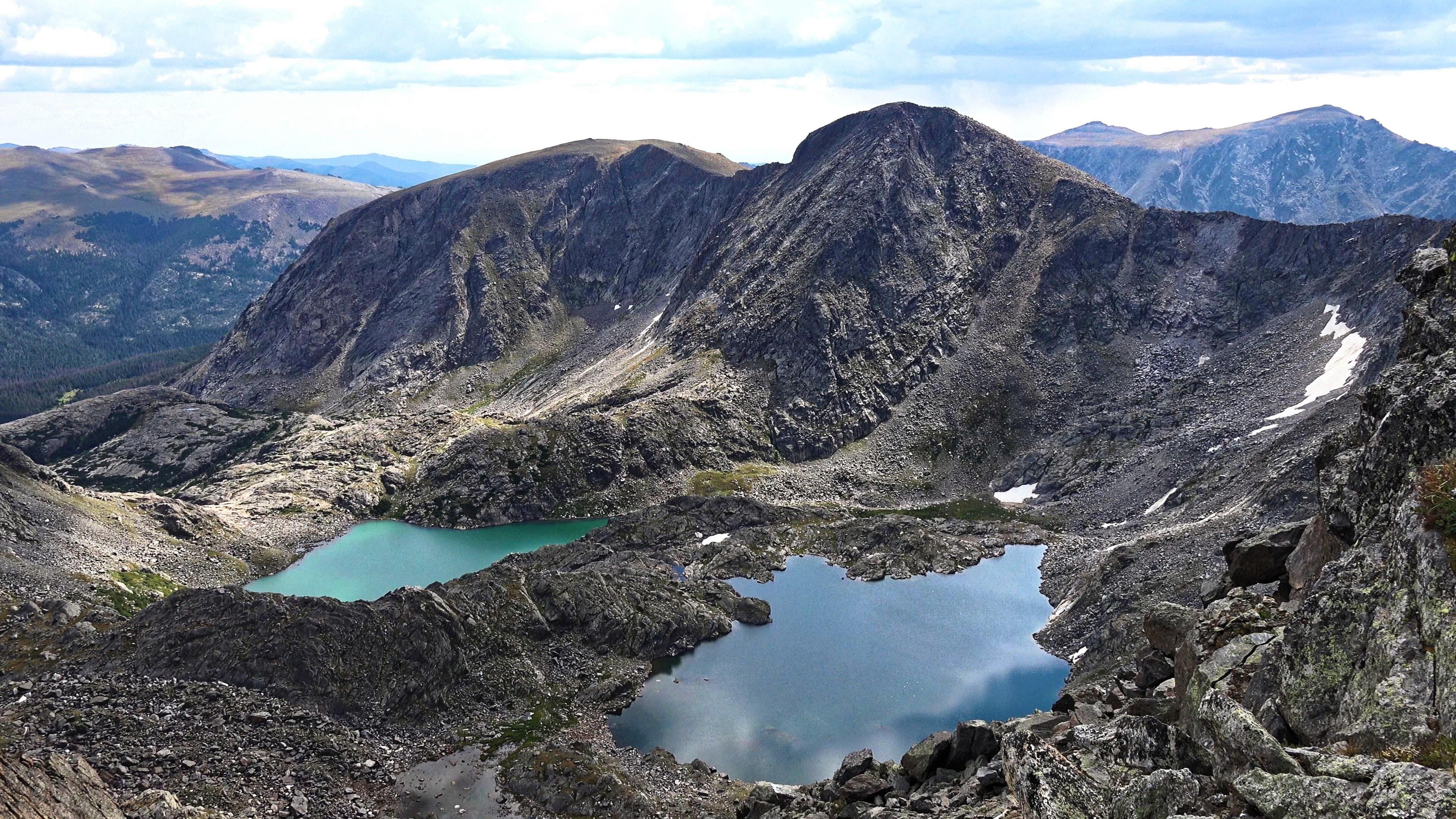 Rocky Mountain National Park Colorado Usa In 4k Ultra