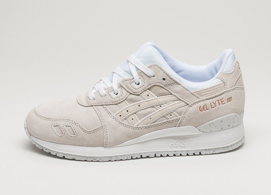 Asics Gel-Lyte III *Rose Gold* Pack (Slight White / Slight White