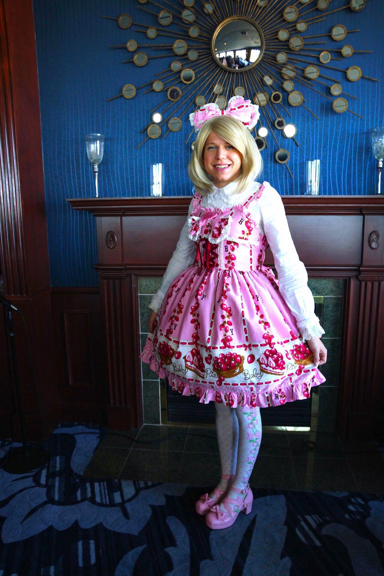 Pin en Old school lolita