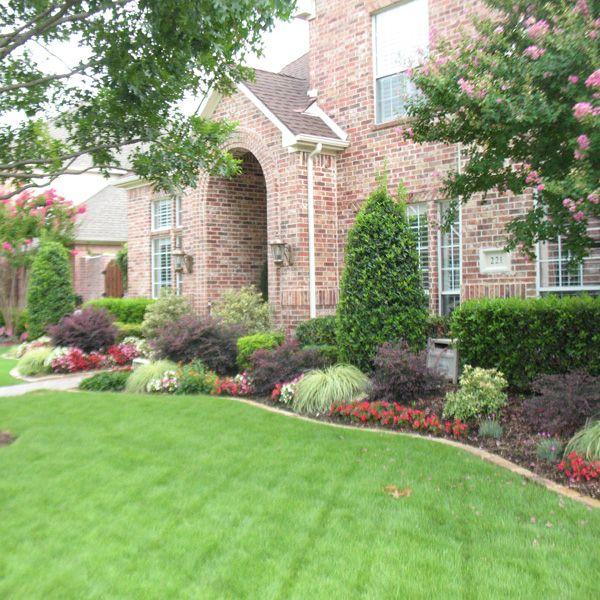 dallas custom landscaping creative
