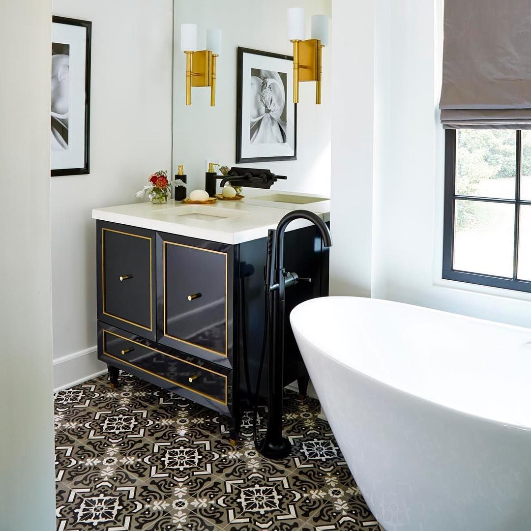 Collection Jason Wu For Brizo Finish Matte Black Product Single Handle Freesta Free Standing Tub Freestanding Tub Filler Modern Bathroom Decor