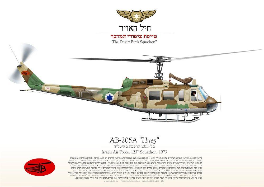 """ISRAEL AIR FORCE . חילהאוויר123 Squadron """"The Desert"""
