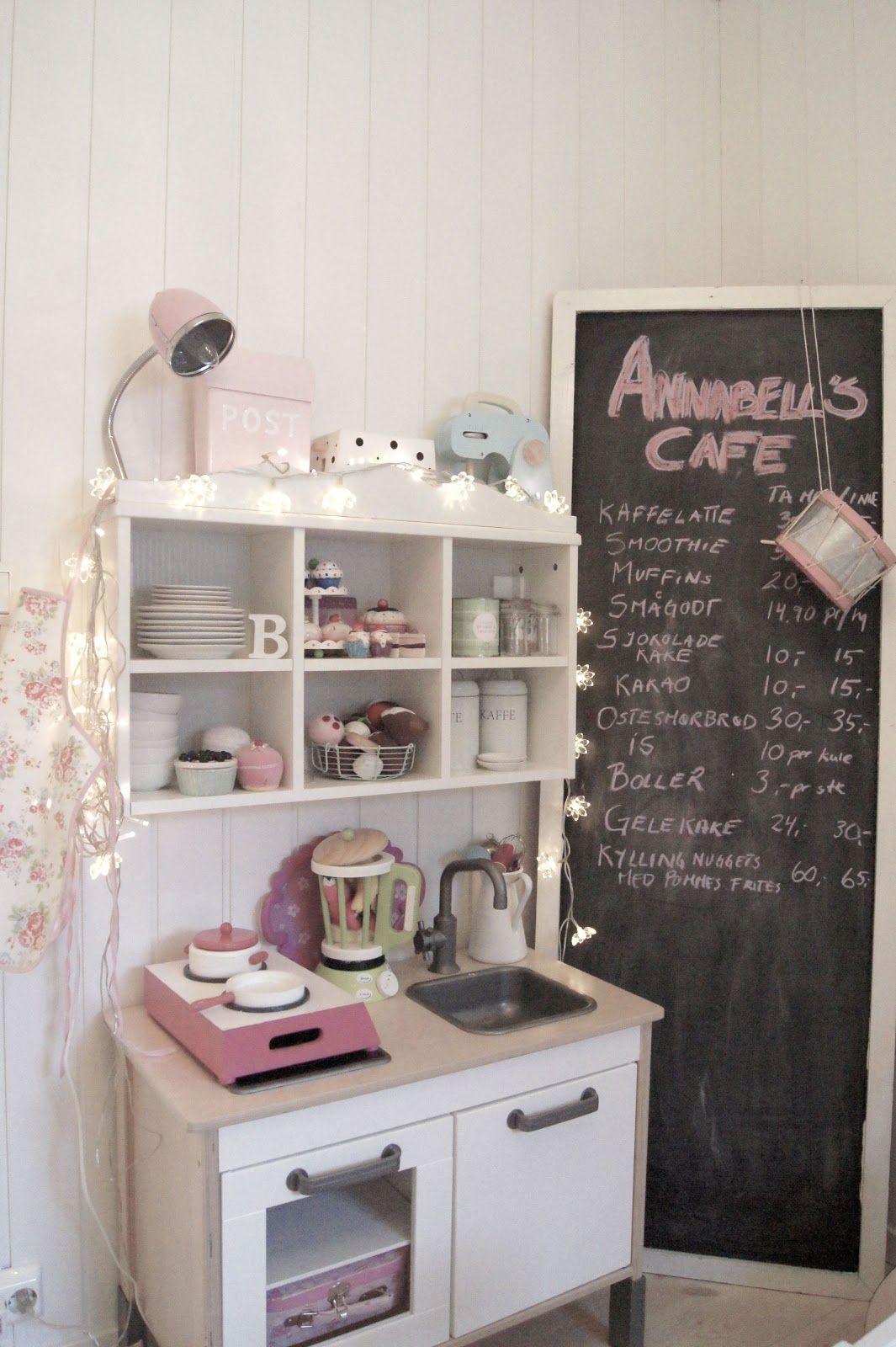 Annabell\'s cafe (featuring an IKEA DUKTIG mini kitchen!) LOOK It ...