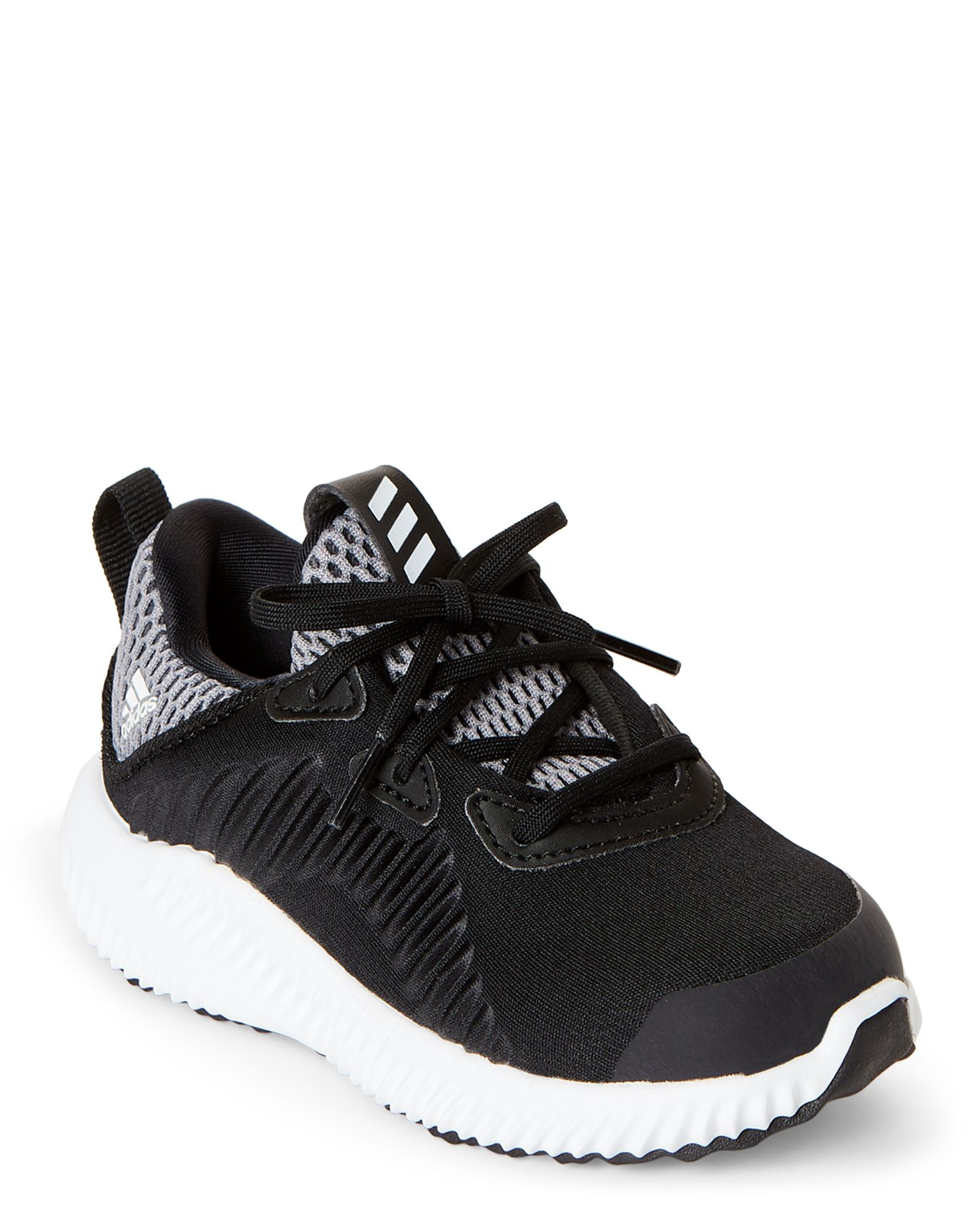 90df9a78b Adidas (Infant Toddler Boys) Black   Onyx Alphabounce Sneakers