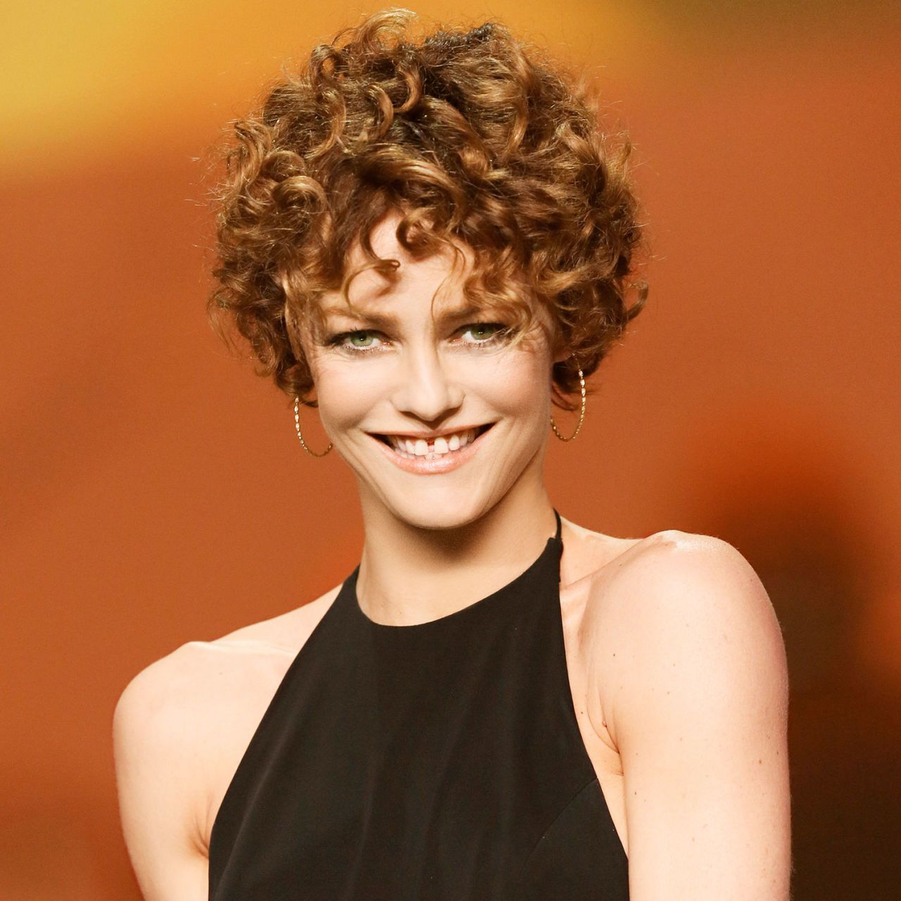 Older Women Embrace the New Short Hair Curly pixie