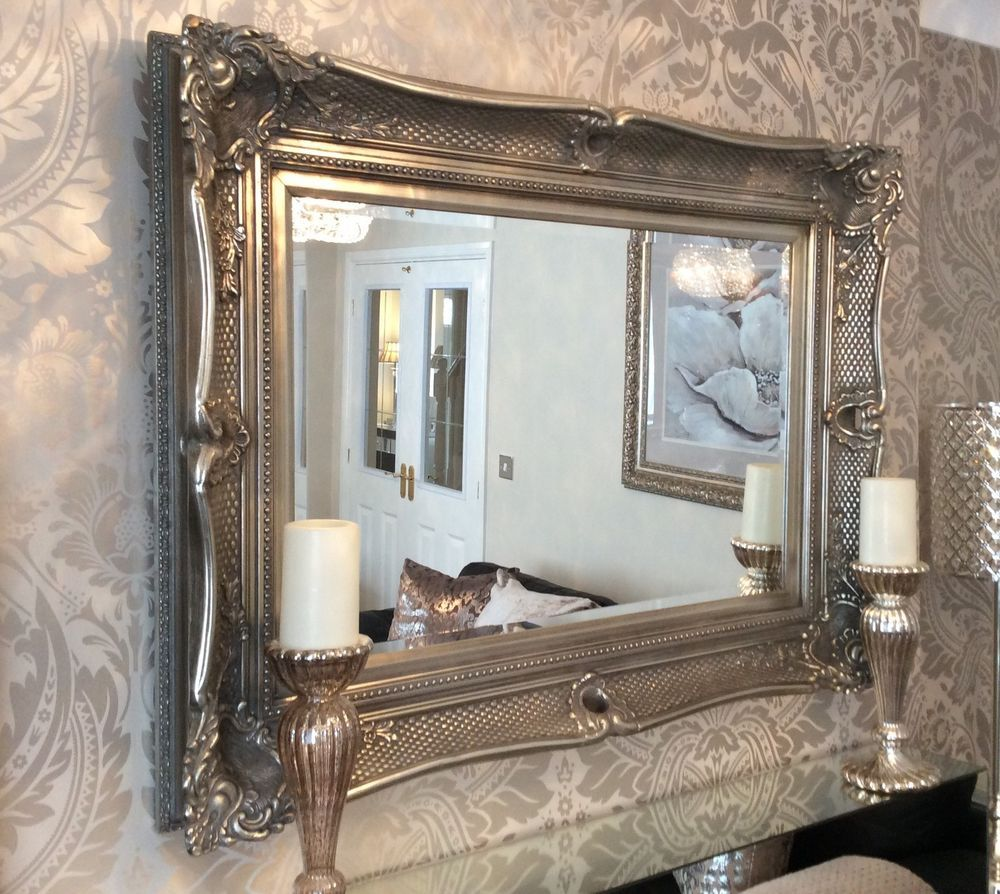 Fabulous Ornate Decoraitive Mirror Choice of Size