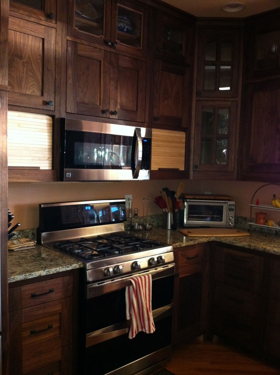 Arts & Crafts Handcrafted Kitchen Cabinetry   Products I Love ...