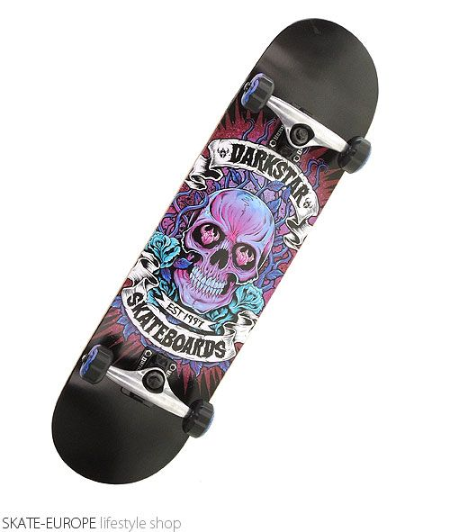 Complete Skateboard Darkstar Complete Skateboards Skateboard Lifestyle Art