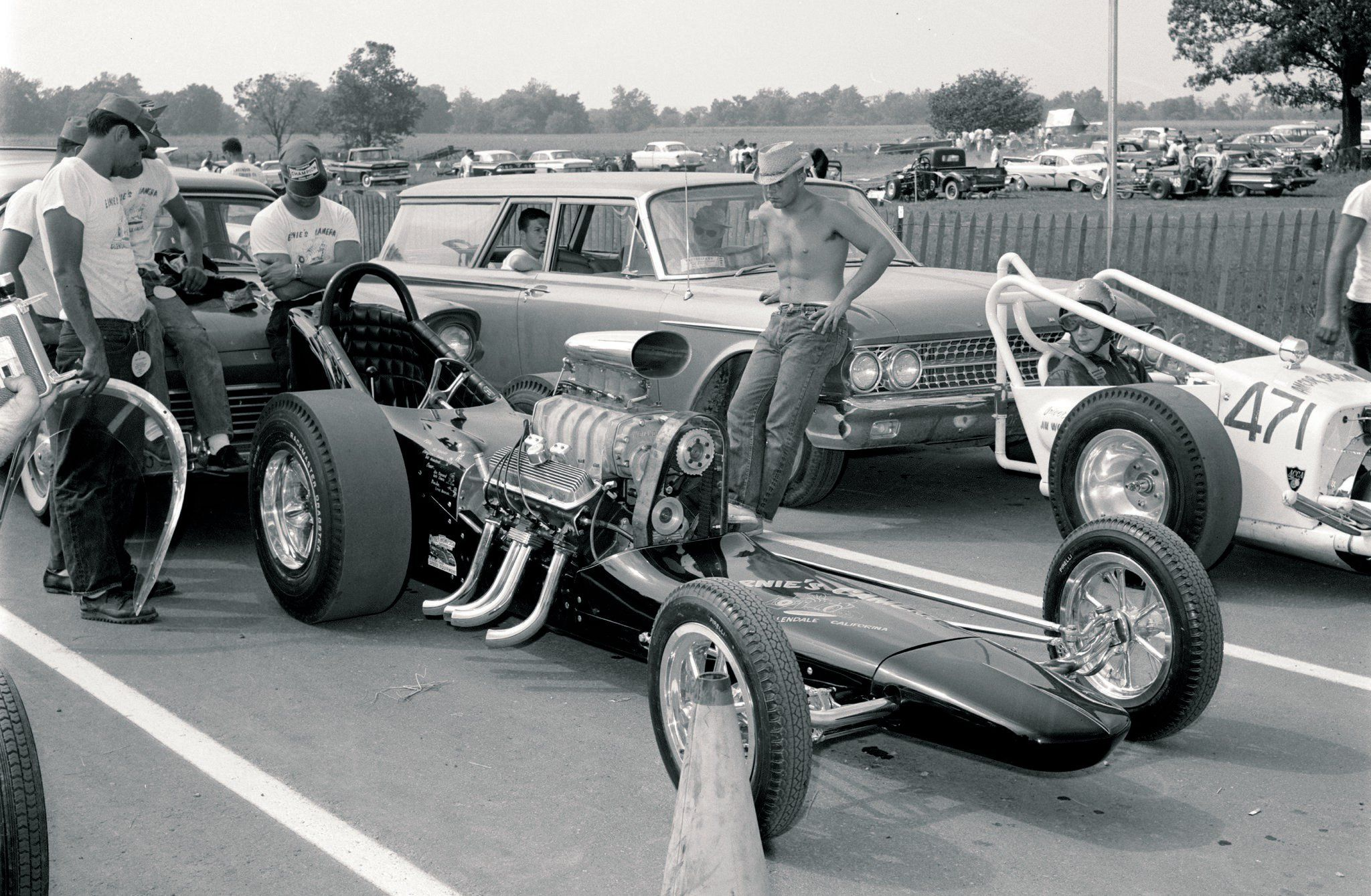 The Golden Age Of Drag Racing Part 1: Early \'60\'s Slingshots ...