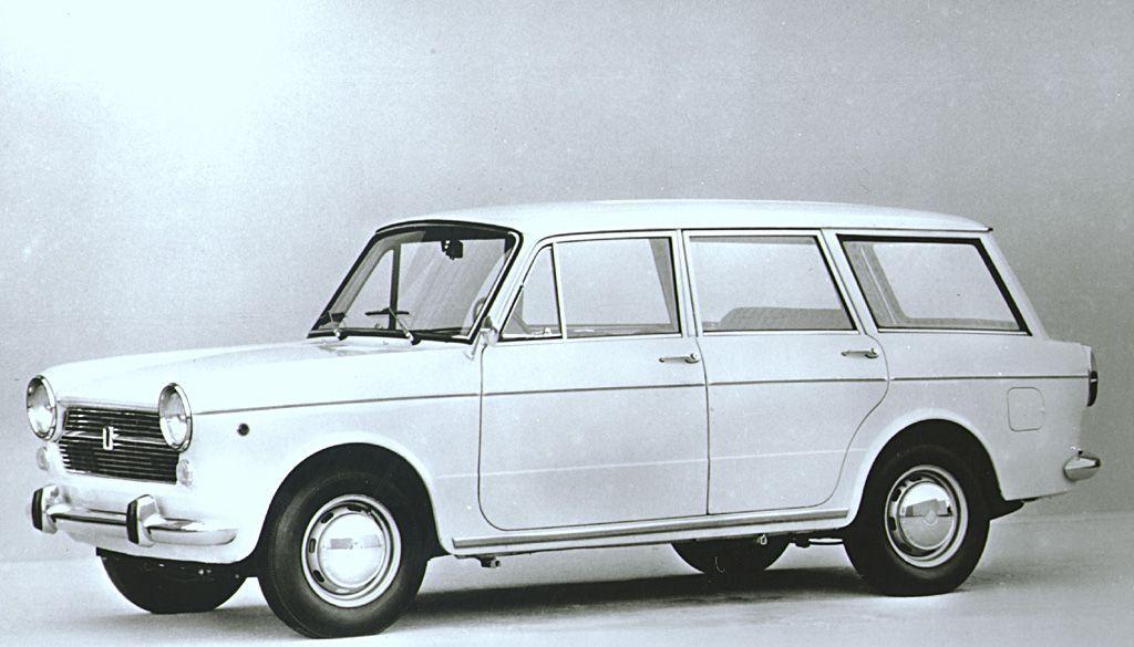 Fiat 1100 R Station Wagon 1966 1969 Italian Cars Pinterest