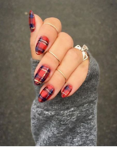 Inspirational Winter Nails Designs For 2019