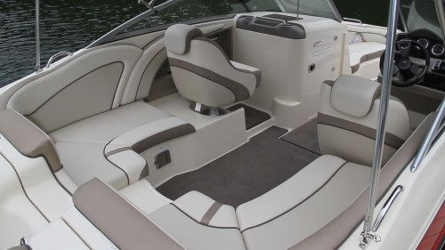 Yamaha SX240 Premium Trailerable Jet Boat Cover