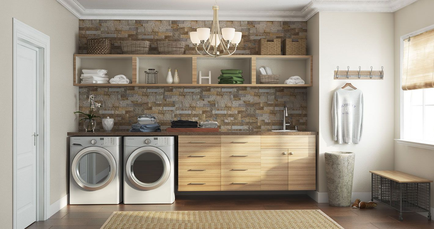 Shop Our Decor Department To Customize Your Modern Mudroom