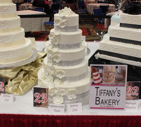 bridalshowcakebooth 13 jsk cake gallery acme cakes flowers
