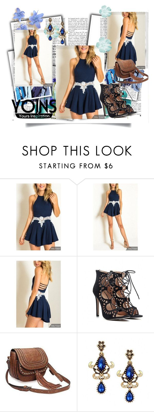 """YOINS Playsuit-Contest"" by ramonaaleksandrova ❤ liked on Polyvore featuring Polaroid and yoins"