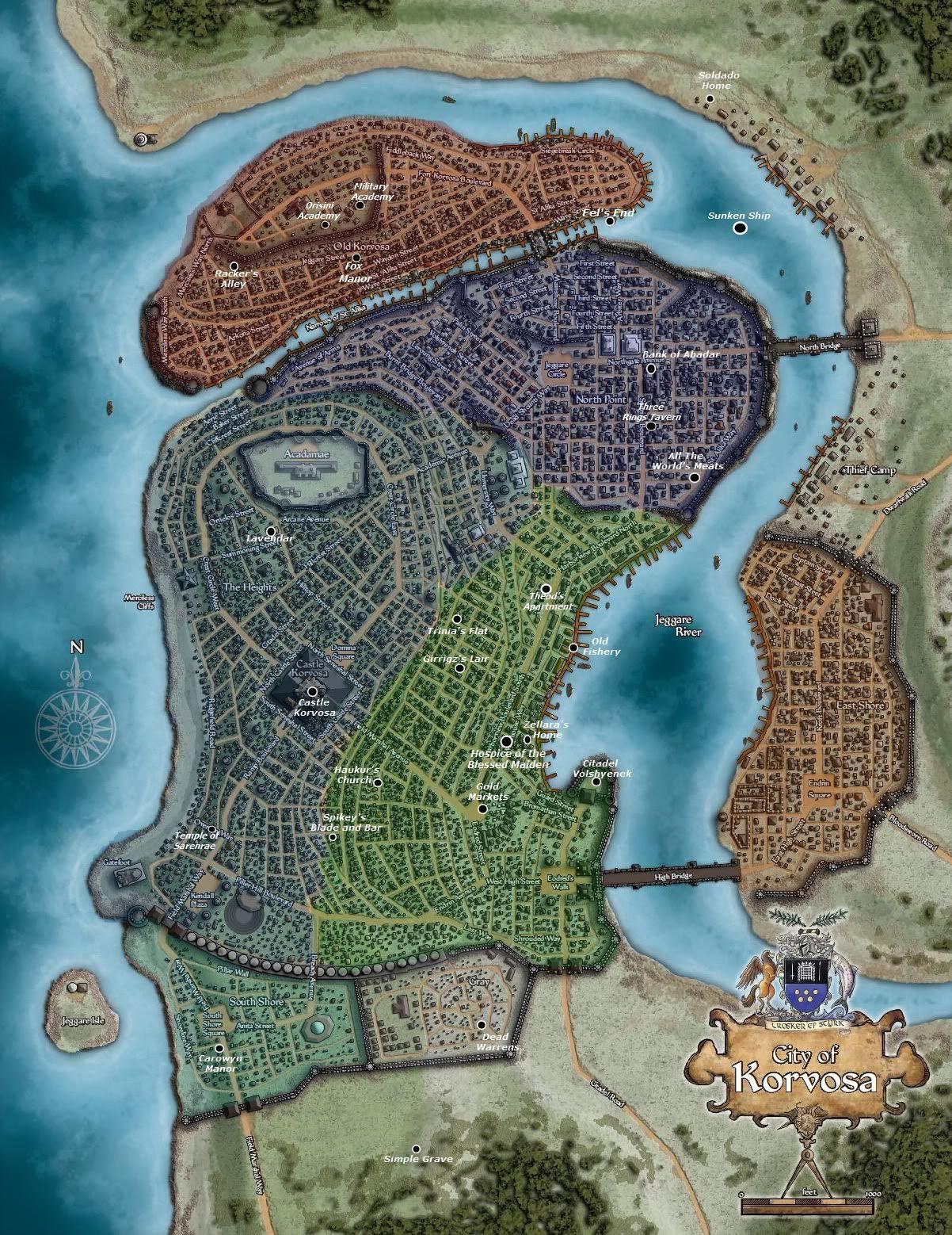 thethirderamyfunforumorg Cities and Maps of the