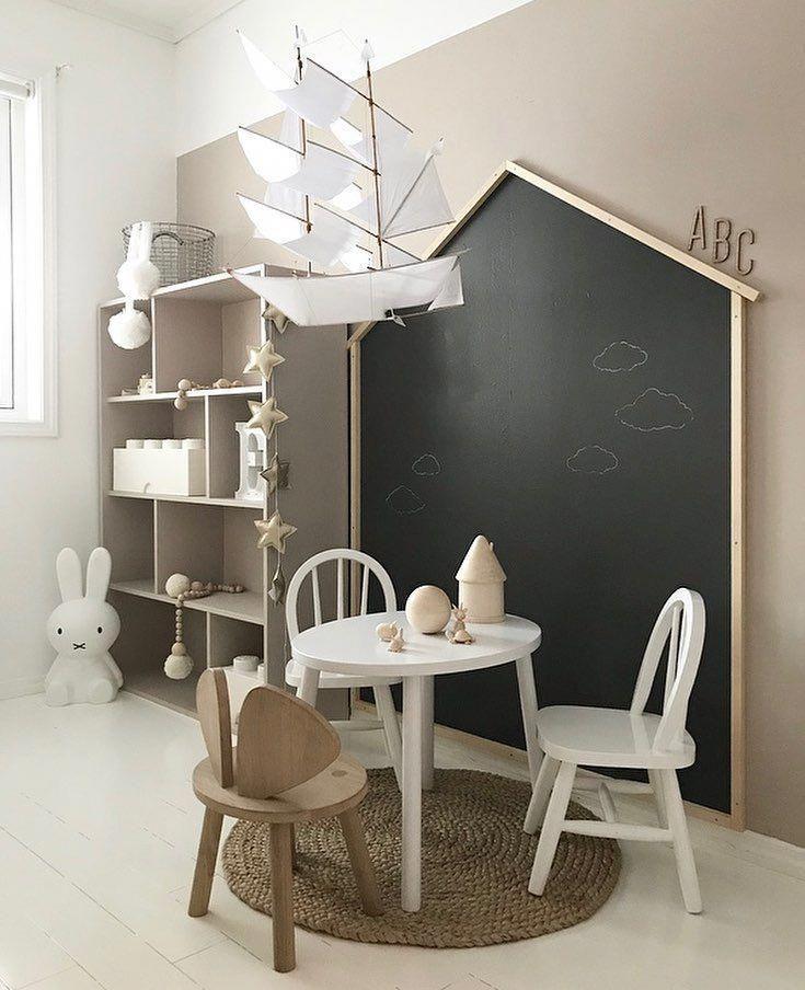 Weißes Kinderschlafzimmer In den ersten Monaten wird Ihr Baby das Spielzeug bevorzugen #childroom