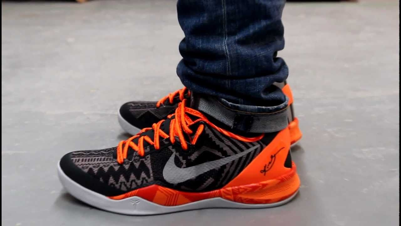 best loved e7c9e 982fb Nike Kobe Shoes On Feet