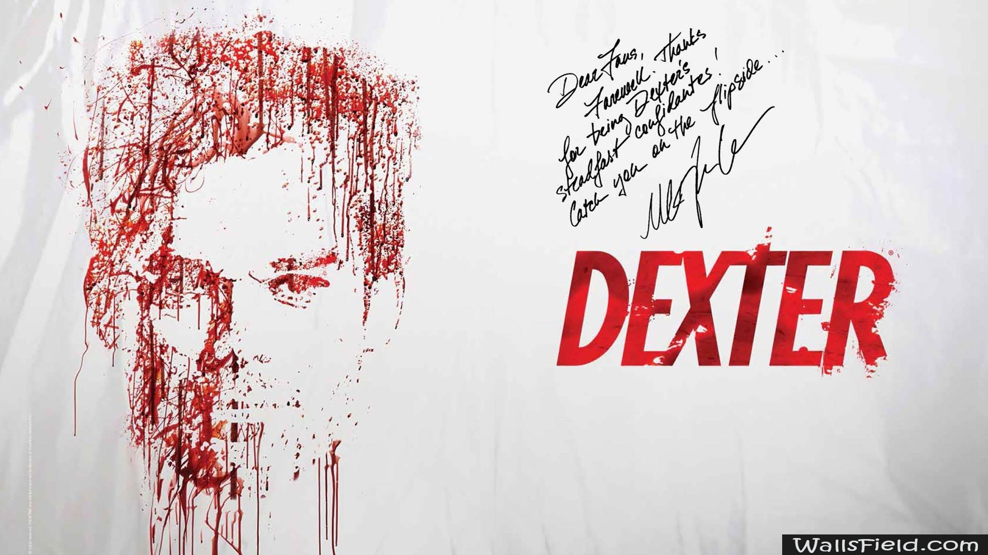 Dexter Quote Wallsfield Com Free Hd Wallpapers Dexter Wallpaper Dexter Quotes Dexter
