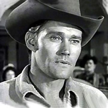 famous cowboys movies TV Chuck Connors | movie cowboys in
