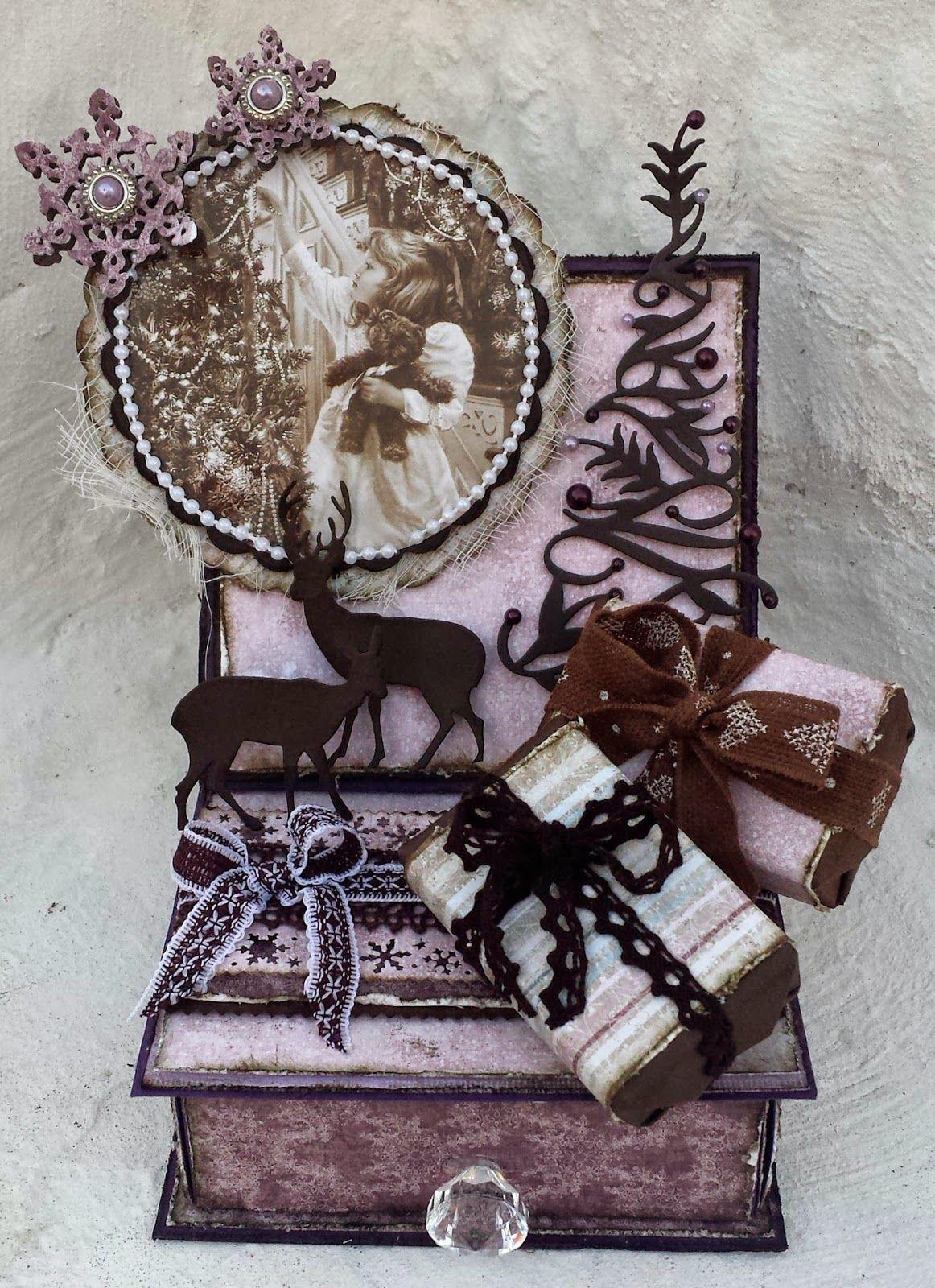Mitt Lille Papirverksted: En Lilla jul med forventninger