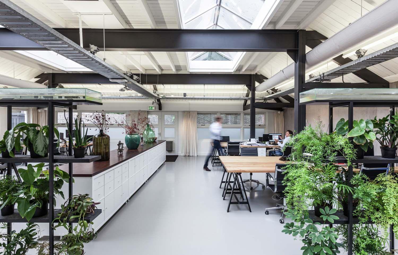 EF | Die schönsten Arbeitsplätze: Nedvest | Office/Workspace ...