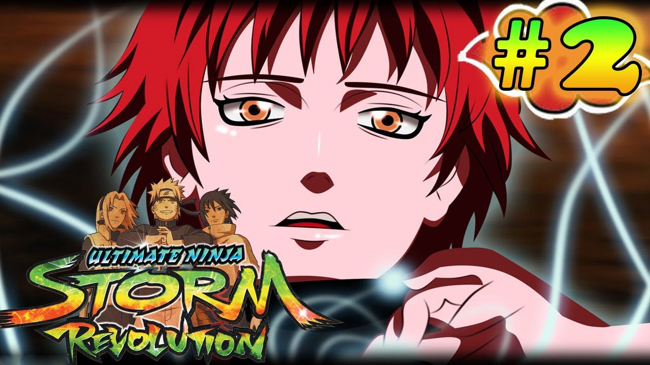 Naruto Shippuden: Ultimate Ninja Storm Revolution [Part 2] - Creation of...