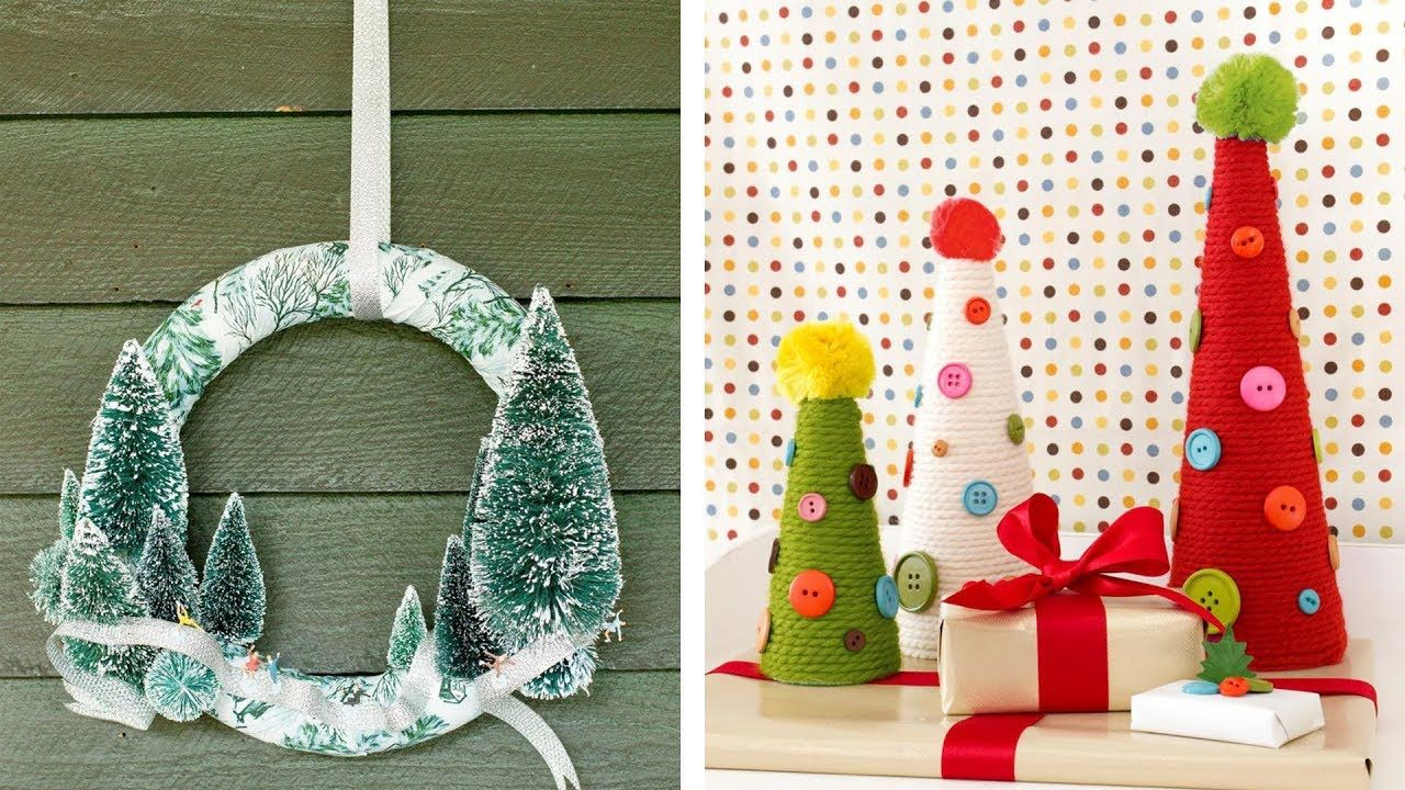 DIY ROOM DECOR! 25 Easy Crafts Ideas at Christmas at home