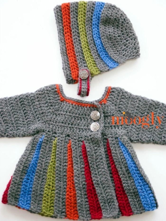 Eloise Bonnet   Kinderkleidung selber machen, Häkeln und Kinderkleidung