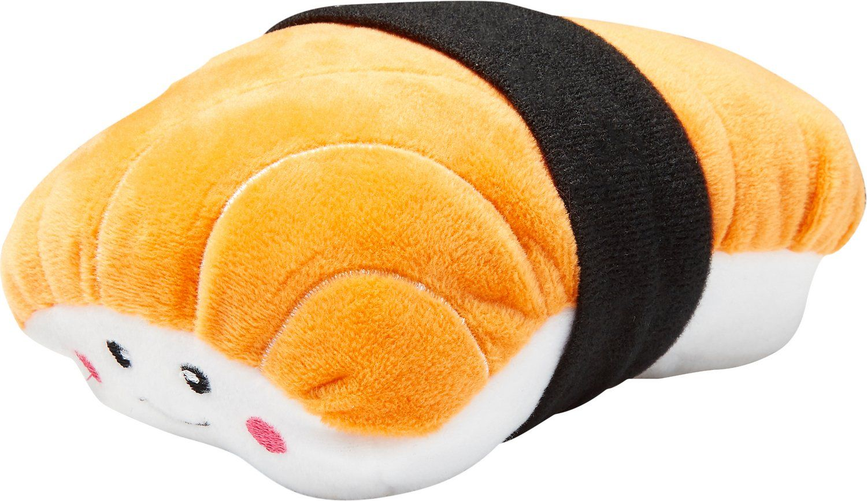 Zippypaws Nomnomz Sushi Dog Toy Chewy Com Corgi Puppy Stuff
