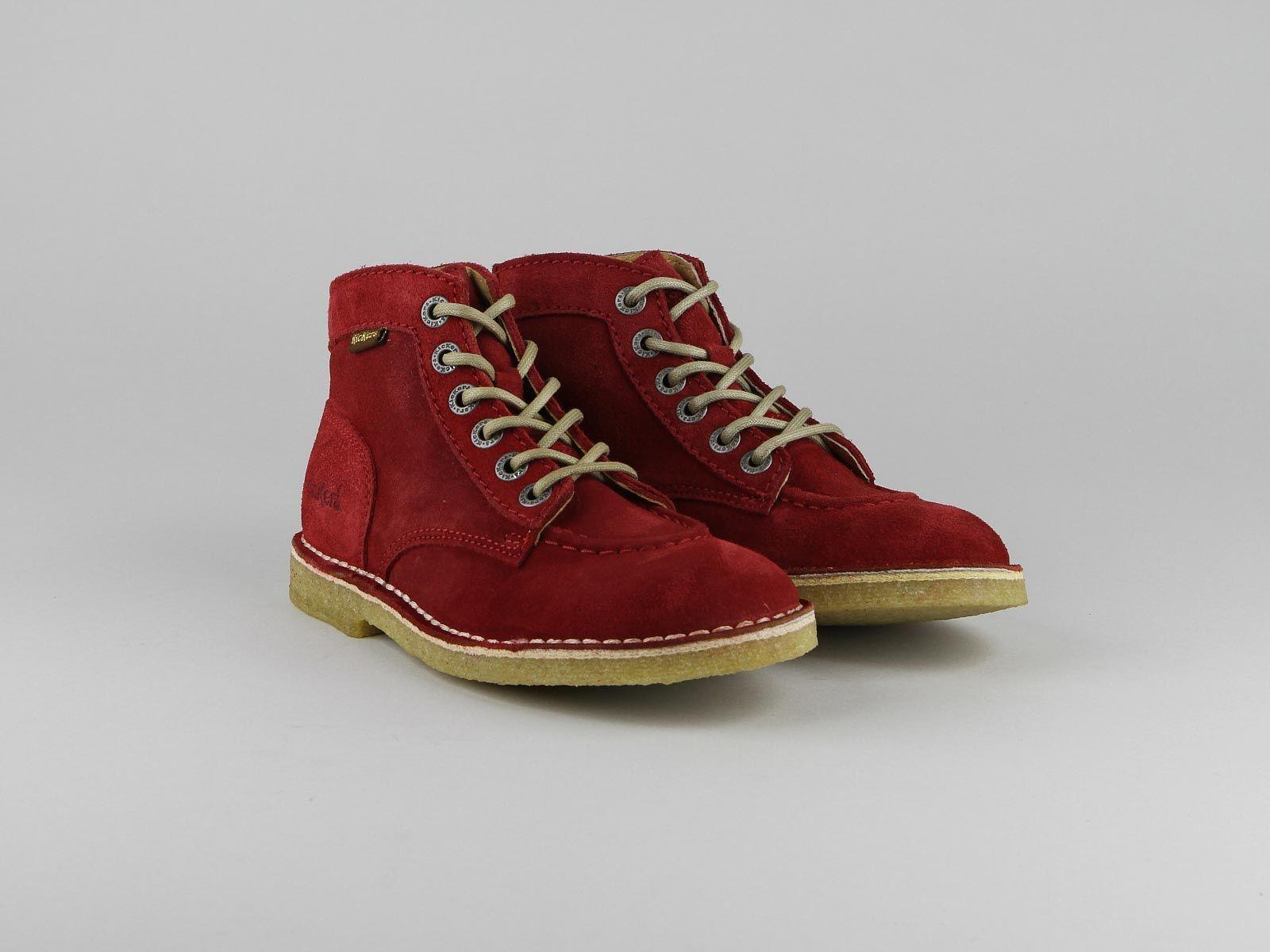 0e1700de70feee Kickers KICK LEGEND - Chaussures Femme - Montants | Men Shoes ...