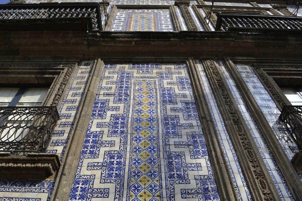 La casa de los azulejos de ciudad de m xico mexican Historia casa de los azulejos