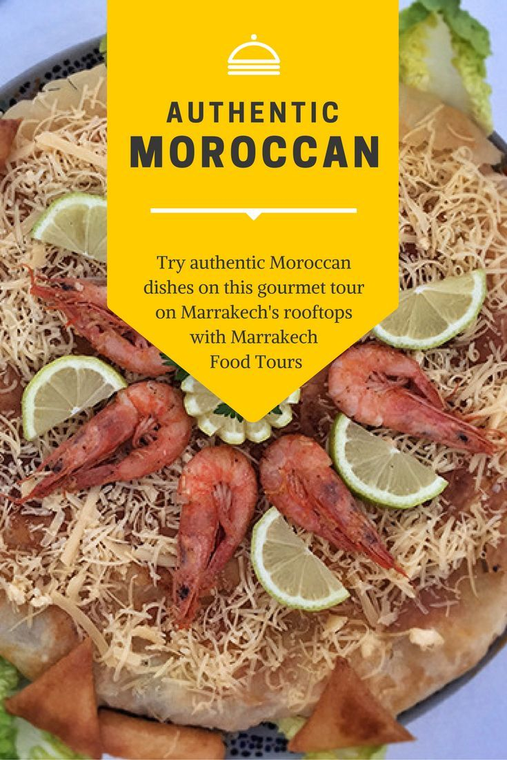 Take a luxury gourmet food tour in #Marrakech's most beautiful riads and try authentic dishes you won't find on restaurant menus! #Morocco